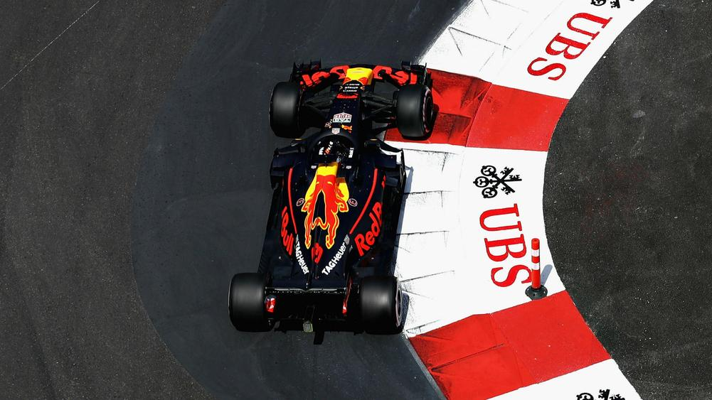 Daniel Ricciardo breaks lap record in practice for Monaco GP