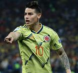 James Rodriguez waiting on Real Madrid decision