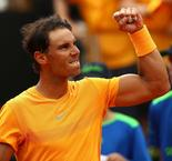 Nadal Back To Dominant Best As Dimitrov, Thiem Fall In Rome
