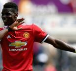 Man United's Pogba injures hamstring against Basel