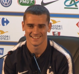 Journalist comically fails to ask Griezmann about his future