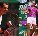 Andy Murray And Rafael Nadal Muddle Through In Monte Carlo