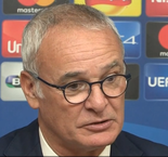 Ranieri angry and proud with contrasting form