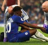Hudson-Odoi says his season is over