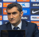 Valverde dismisses VAR controversy in Barcelona win