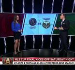 The XTRA: Kevin Egan Previews MLS Cup Between Atlanta United And Portland Timbers