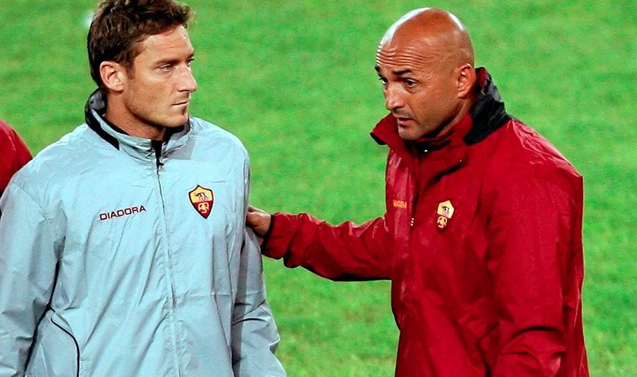 Totti left out of Roma squad