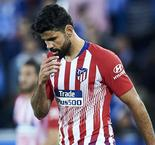 Costa avoids bone damage after suffering ankle injury