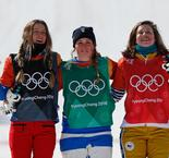 Snowborad - Ladies' Snowboard Cross