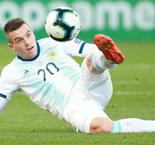 Lo Celso cools injury concern after spicy Chile clash