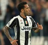 Juventus 2 Monaco 1 (4-1 agg): Alves leads serene charge into Champions League final