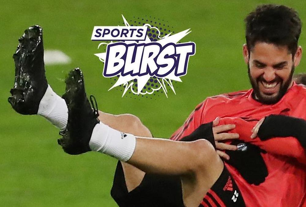 Sports Burst - Isco: the weight is over
