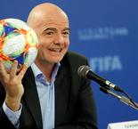 Infantino: 48-Team 2022 World Cup Is Possible