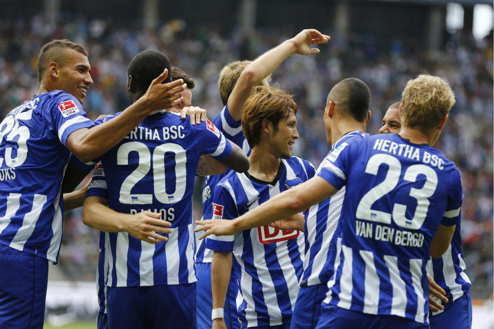 Hertha Berlin Bundesliga