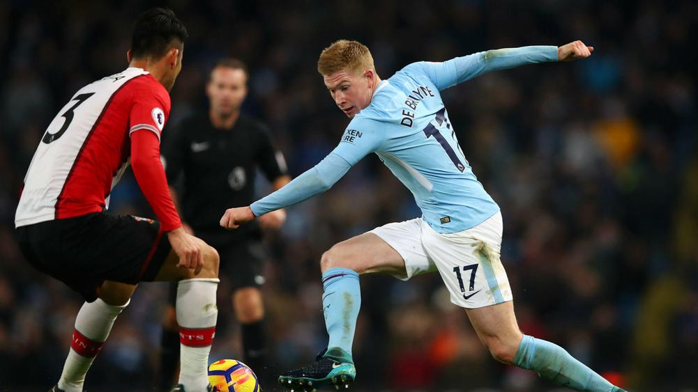 Again, Man City grab late win, Bournemouth hold Southampton