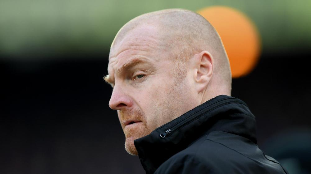 Sean Dyche: 'Burnley is the right place for me'