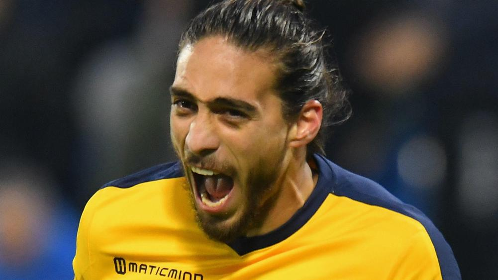 Lazio sign ex-Juventus defender Martin Caceres from Hellas Verona