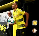 Borussia Dortmund Forward Pierre-Emerick Aubameyang Delighted With Paolo Maldini Praise