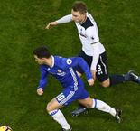 Chelsea v Tottenham: Perfect 10s Hazard and Eriksen take centre stage