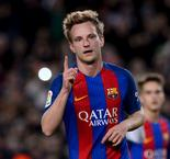 Rakitic returns to Barcelona squad amid City rumours