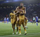 Premier League - Leicester City 1 Tottenham Hotspur 6