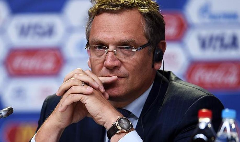 FIFA places Jerome Valcke on leave
