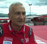 Tardozzi On Bautista's SBK Success, Future
