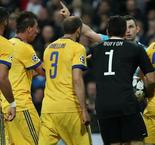 C1 - Buffon ne change pas d'avis sur le penalty de Madrid