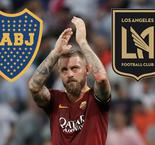 Boca Sporting Director Still Hopeful Of De Rossi Move Despite LAFC Links
