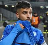 Napoli suffer Insigne blow ahead of Arsenal Europa League tie