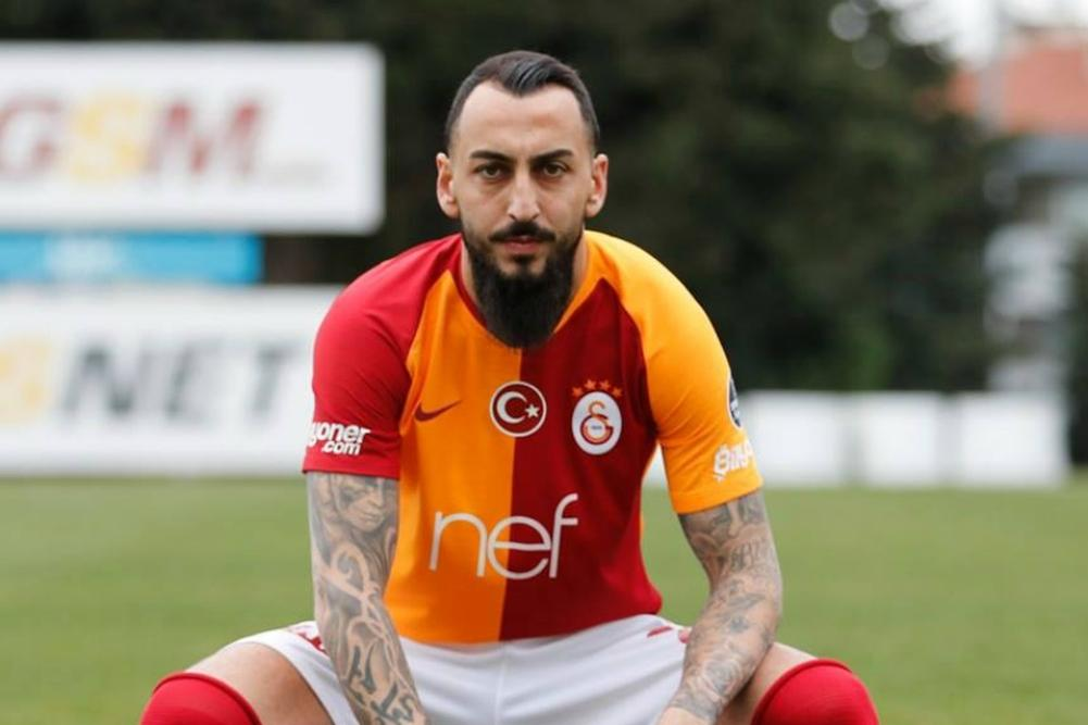 Mercato Galatasaray: Mitroglou officiellement prêté par l'OM