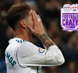 Sergio Answers Nature's Call - Football Crazy Episode 57