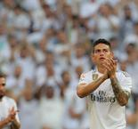 La blessure de James confirmée par le Real Madrid