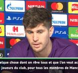 "Man City - Stones : ""On rêve tous"" du quadruplé"