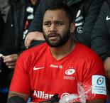 England star Vunipola ruled out with fractured arm