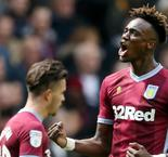 Villa fights back to take play-off advantage