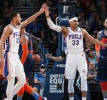 GAME RECAP: Sixers 108, Thunder 104