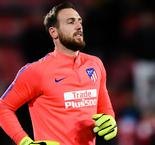 Oblak inks new Atletico Madrid contract to 2023