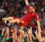 A new phase and a new adventure - Totti becomes Roma director