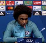 "Ligue des Champions - Chelsea / Willian : ""On a un travail à finir"""