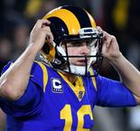 Goff Signs Extension With Rams