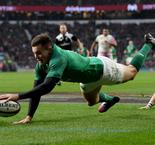 Ireland's Stockdale breaks Six Nations single campaign try record against England