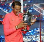 US Open Champion Rafael Nadal Proud To Be Part Of Incredible Era