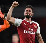 Olivier Giroud Confirms Arsenal Stay After Opening-Day Winner