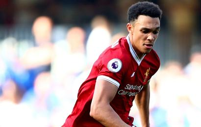 b81607c82 Liverpool youngster Alexander-Arnold not overwhelmed by England call-up