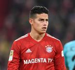 Mercato Real: James dans le viseur de Man Utd ?
