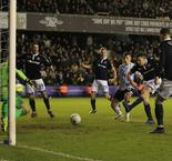 Controversy reigns as Millwall eliminates Everton