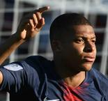 Nimes 2 Paris Saint-Germain 4: Mbappe sent off after late strike for champions
