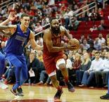 GAME RECAP: Rockets 120 , Mavericks 104