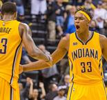 NBA [Dunk of the night] : Myles Turner n'avait pas envie de rigoler... (VF)
